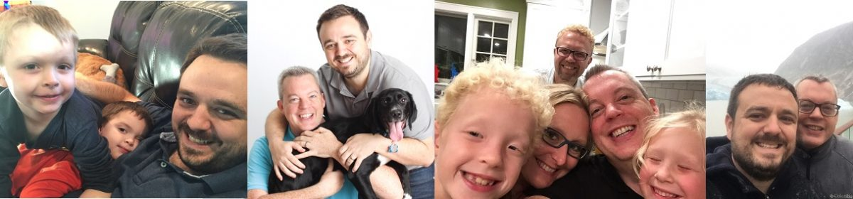 Chad & Justin's Adoption Journey